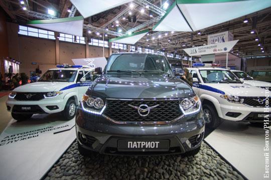 Белоруссия собралась выпускать конкурента УАЗа