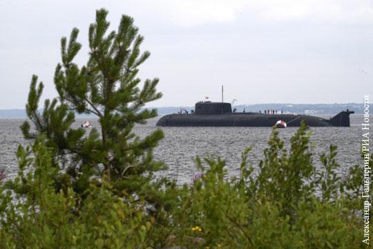 Британский флот встревожила подводная активность России