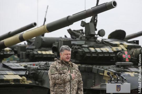 Порошенко запретил взыскивать долги ОПК в пользу российских компаний