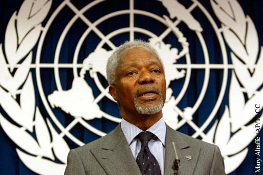 Умер последний способный шокировать США генсек ООН