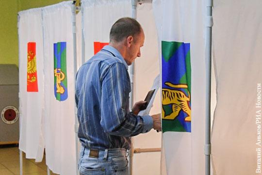 Мнения: Скандал скандал в Приморье пошел на пользу и обществу, и государству