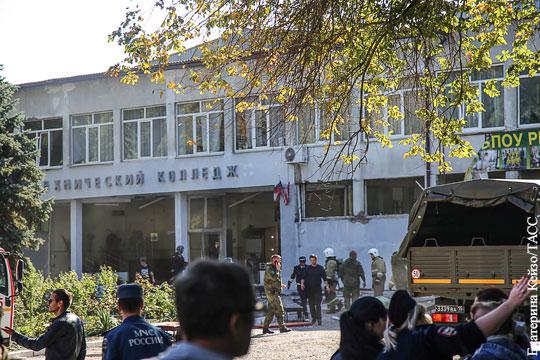 Десять раненых в Керчи до сих пор не удалось опознать