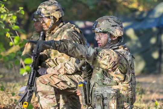 Военнослужащие США заявили об ожиданиях скорого серьезного конфликта с их участием