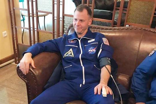 Переживший аварию «Союза» астронавт США оценил российских спасателей