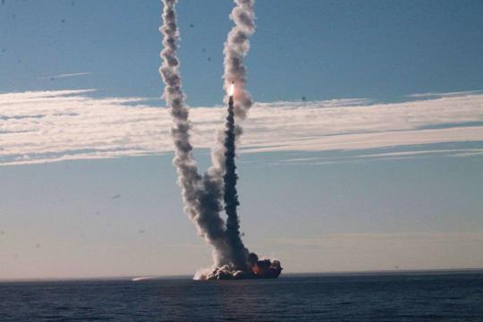Россия уведомила Японию о проведении стрельб в районе южных Курил