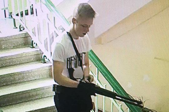 В оружейном магазине рассказали о покупке керченского стрелка