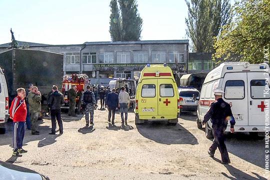 Опознаны все жертвы стрельбы в Керчи