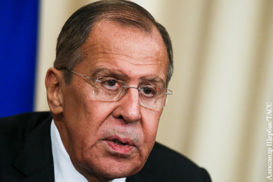 Лавров назвал цель предоставления автокефалии УПЦ
