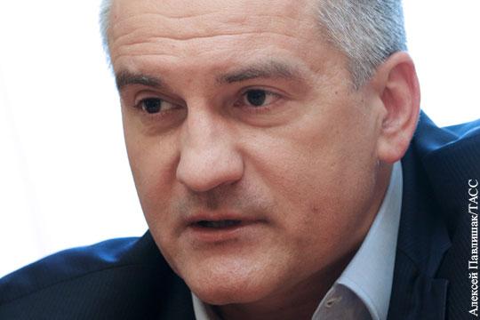 Глава Крыма сообщил о сообщниках керченского стрелка