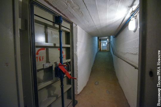 Американские СМИ сообщили о новых ядерных бункерах под Калининградом