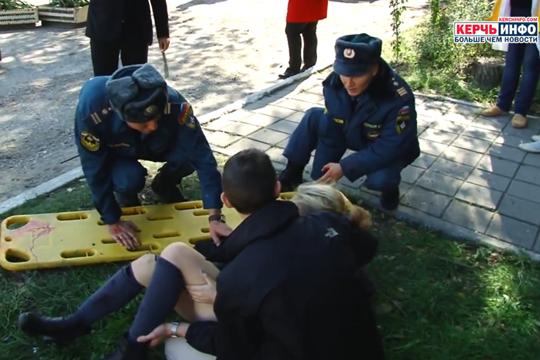Возросло число жертв трагедии в Керчи