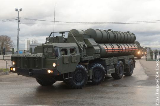 С-400 вооружили дальнобойной ракетой