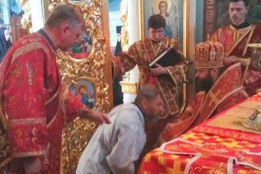 Священник «Киевского патриархата» вернулся в лоно УПЦ МП
