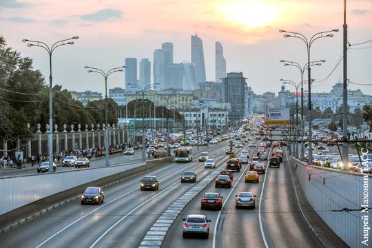 Плебс в Москве будет убран под землю