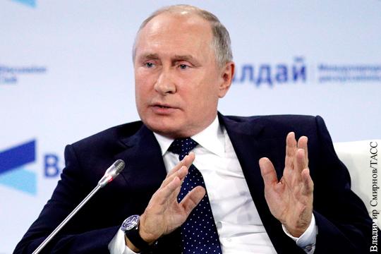 Путин назвал неутешительные для врагов последствия ядерной войны с Россией