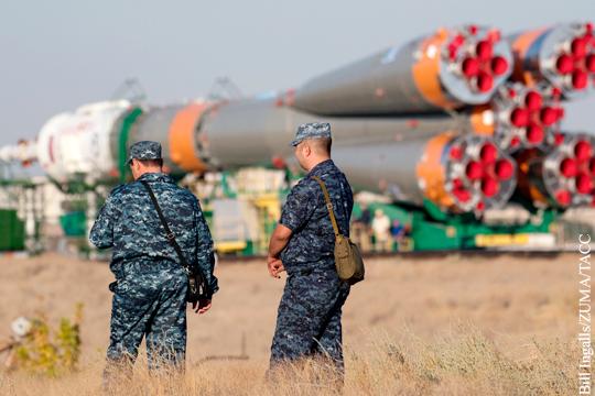 Установлены виновные в аварии ракеты-носителя «Союз»