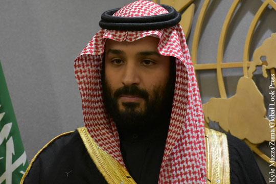 Саудовского принца захотели оставить без трона из-за Хашогджи и российского оружия