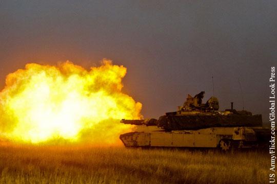 В США нашли «преимущество» Abrams перед российскими танками
