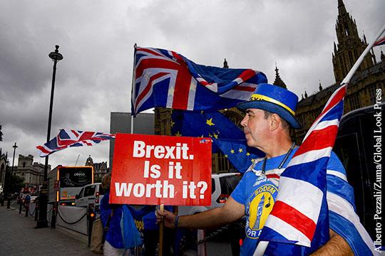 Экономика: Брекзит сулит британцам самые чудовищные последствия