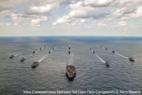 Может ли НАТО провести учения в Азовском море?
