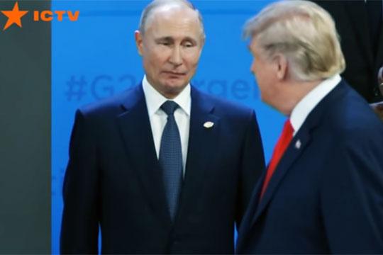 Кремль прокомментировал отказ Трампа от встречи с Путиным