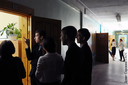 Заслуженный учитель России: Брилев входил в школьную организацию анархистов
