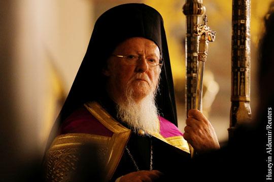 Священник рассказал, как Константинополь будет контролировать «украинскую церковь»