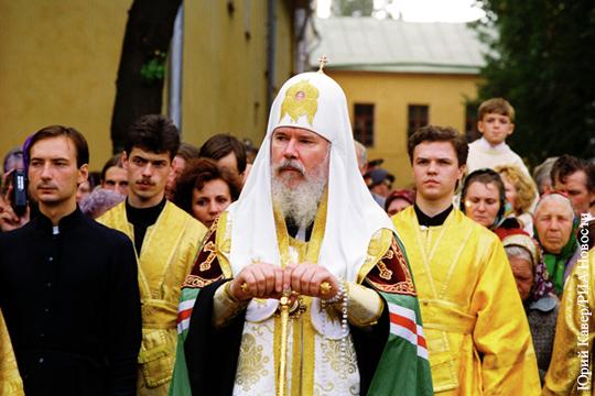 Мнения: Патриарх Алексей II стал благословением для русского народа