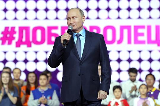 Путин пообещал исполнить мечты пяти тяжело больных детей