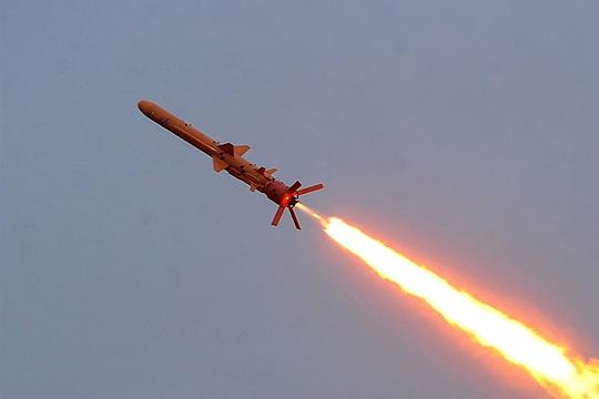 Украина испытала противокорабельную крылатую ракету