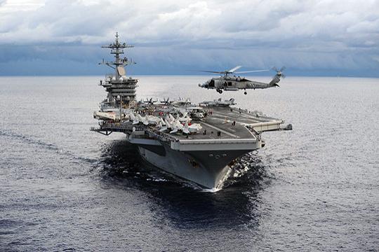 Какие военные корабли могут отправить США в Черное море?