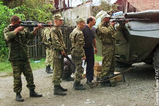Полпред Матовников рассказал, как готовился штурм школы в Беслане
