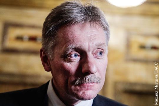 Песков прокомментировал «бурное объяснение» Путина и Лукашенко