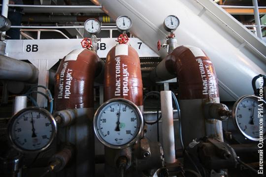 Названы условия сокращения добычи нефти Россией