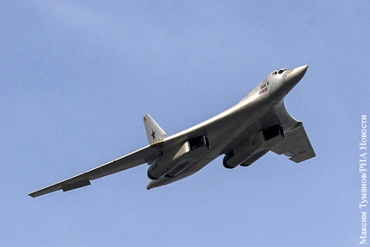 США заявили о «провокационном» перелете Ту-160 из России в Венесуэлу