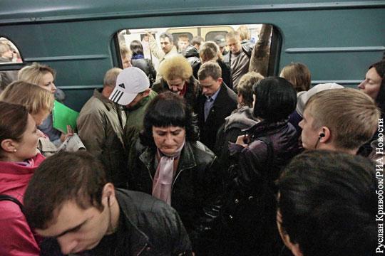 Общество: Коллапс в московском метро требует срочных решений
