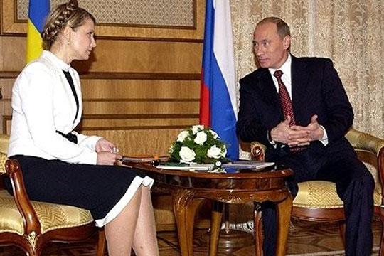 Тимошенко выразила готовность к переговорам с Путиным по Донбассу