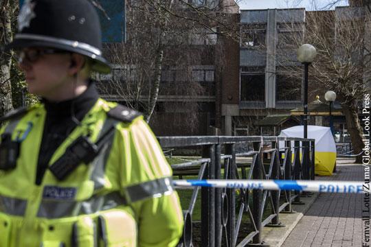 Полицейские из Солсбери рассказали о первой помощи Скрипалям