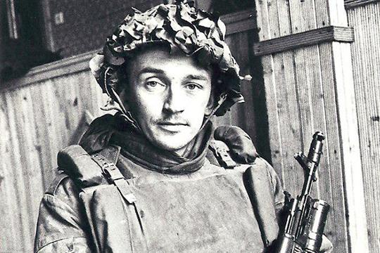 Давайте не будем забывать погибших в Чечне солдат