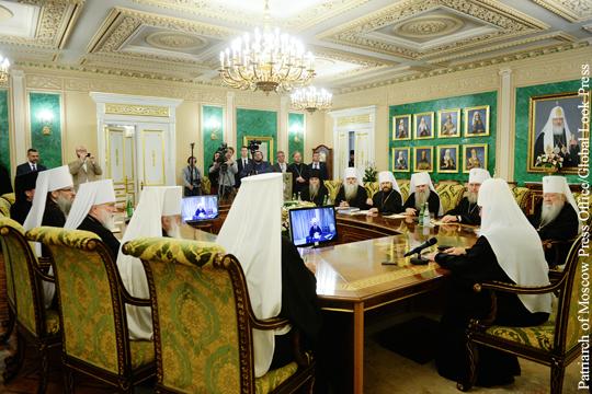 РПЦ решила создать западноевропейский экзархат