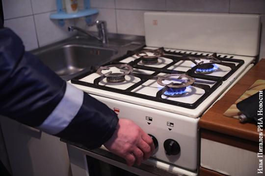 Глава Минстроя оценил идею отказа от газовых плит