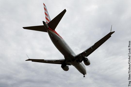 Boeing приостановил поставки самолетов 737 MAX