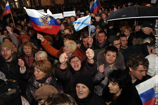 В Германии призвали уважать итоги референдума в Крыму