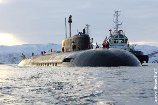 Мнения: Командир атомной подлодки получает меньше депутата Госдумы