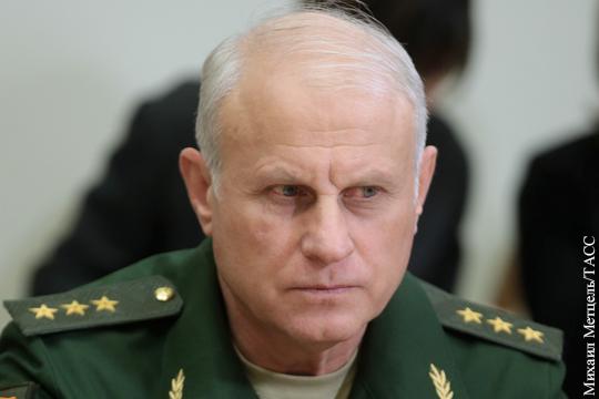 Появились сообщения о прибытии в Венесуэлу российского генерала