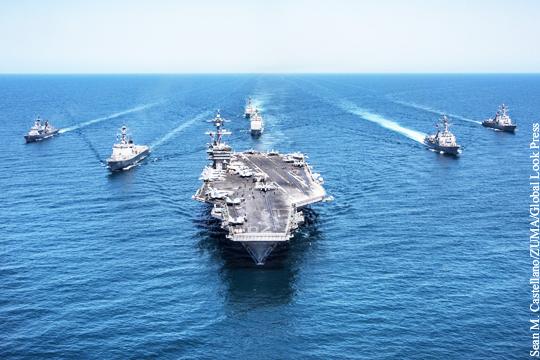 Пентагон решил вернуться к стратегии времен холодной войны