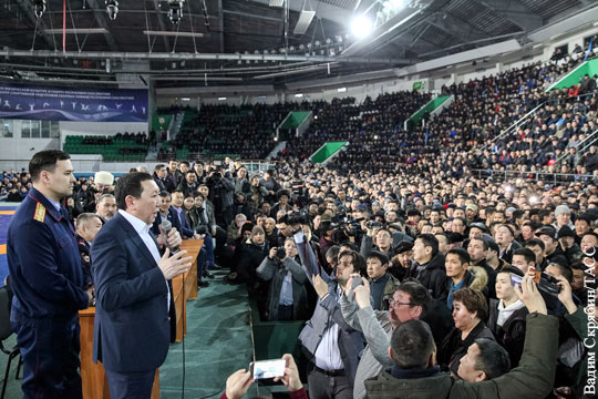 Кто и как «изгонял» киргизов из Якутии