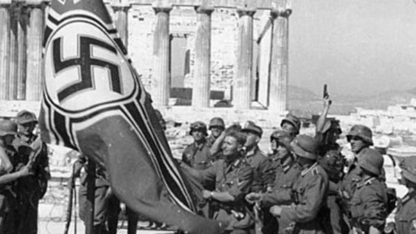 В Германии ответили на требование Греции многомиллиардных репараций