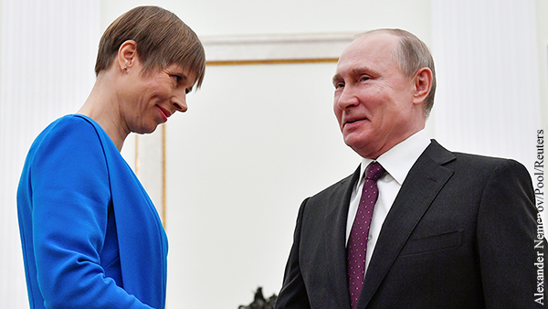 Почему отношения с Эстонией важны для России