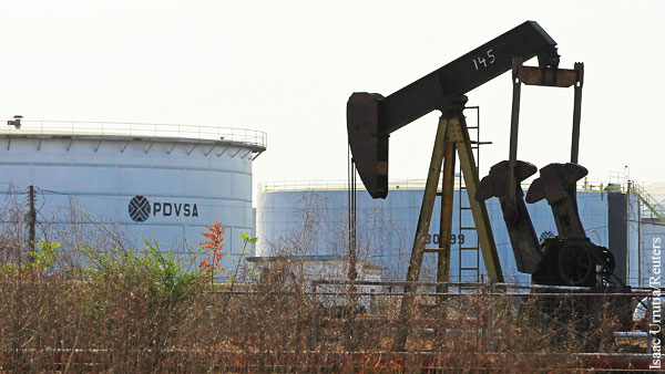 Стало известно об обходе Венесуэлой санкций США с помощью Роснефти